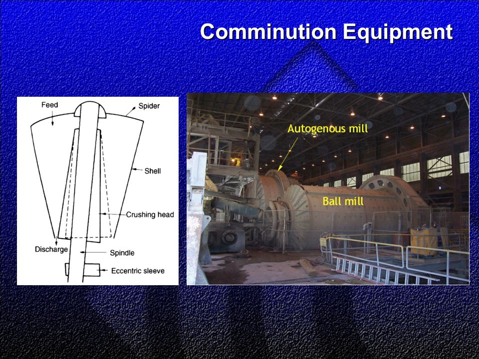 Shaft Comminution Equipment