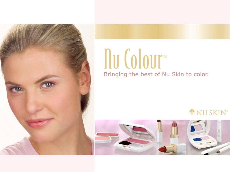 ©2005 Nu Skin International, Inc. Nu Colour ® Training Presentation Usage and Application Tips