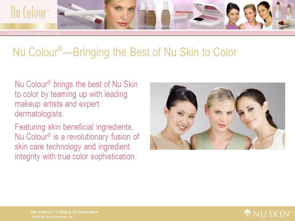 ©2005 Nu Skin International, Inc.