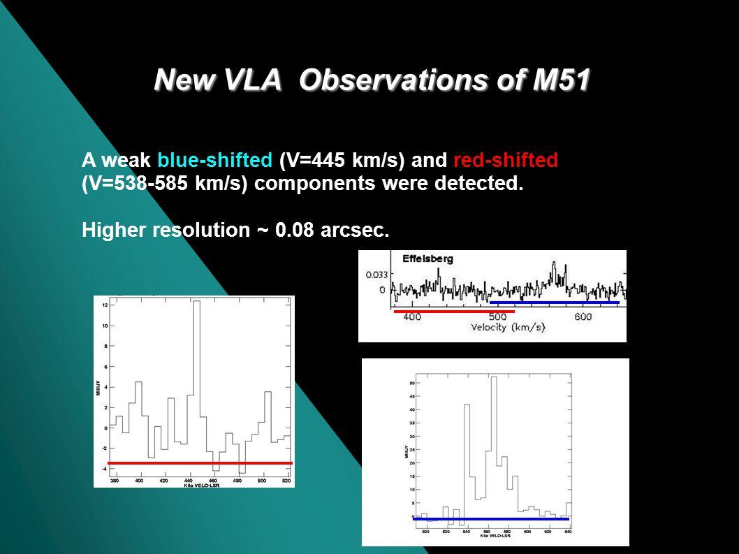 Monitoring with the 100-m (Hagiwara, Henkel, Menten et al. 2001) Vsys
