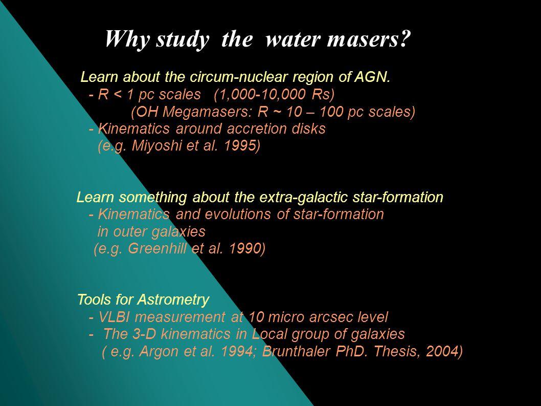 Some VLBI studies on OH Megamasers (Kloeckner et al.