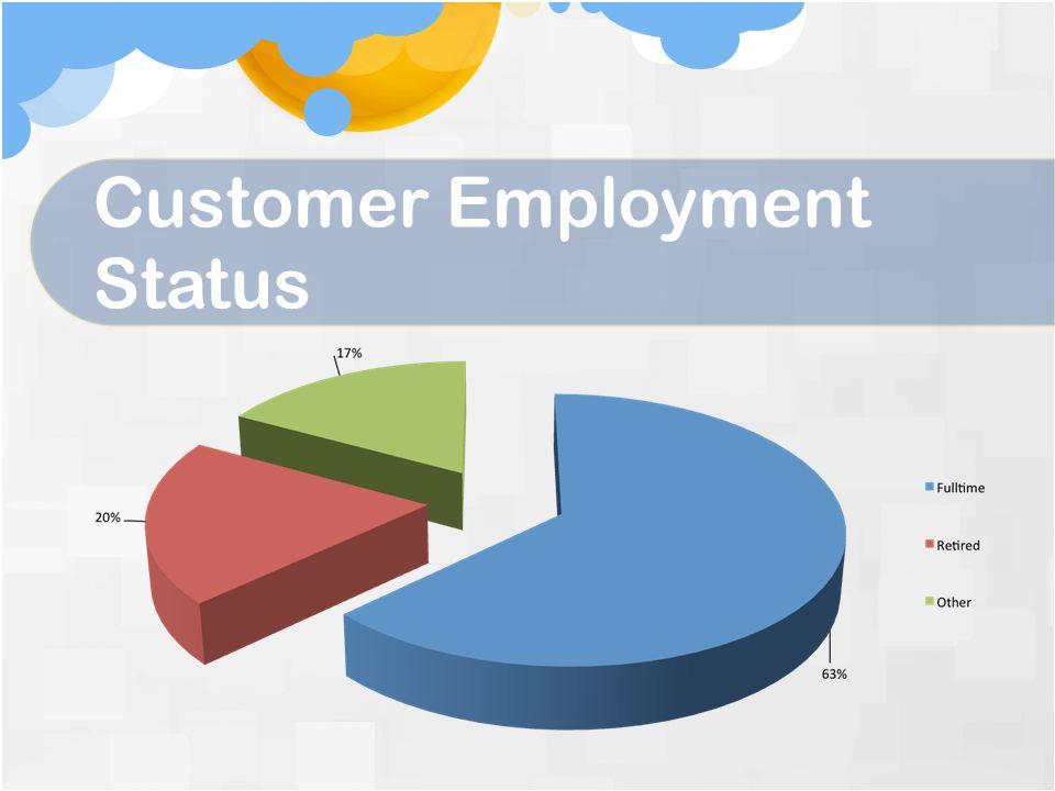 Customer Employment Status