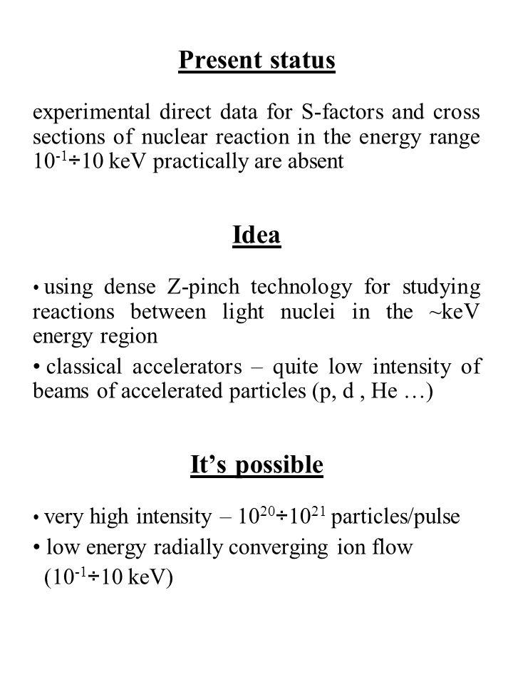 M(g/cm) = 2·10 10 × I 2 (MA) × ln(R/r) × V -2 (cm/s)