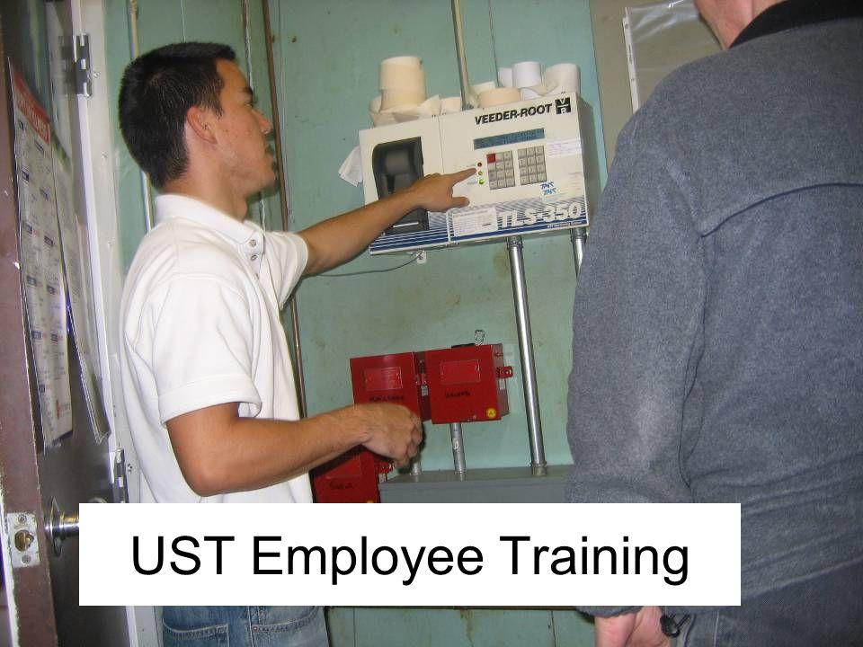 UST Employee Training