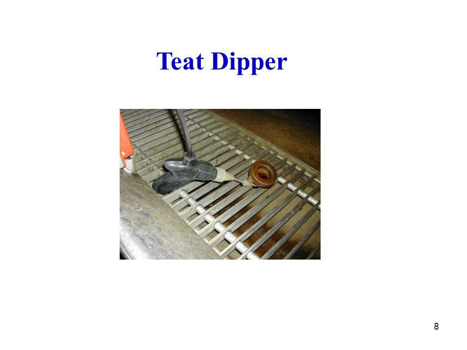 8 Teat Dipper