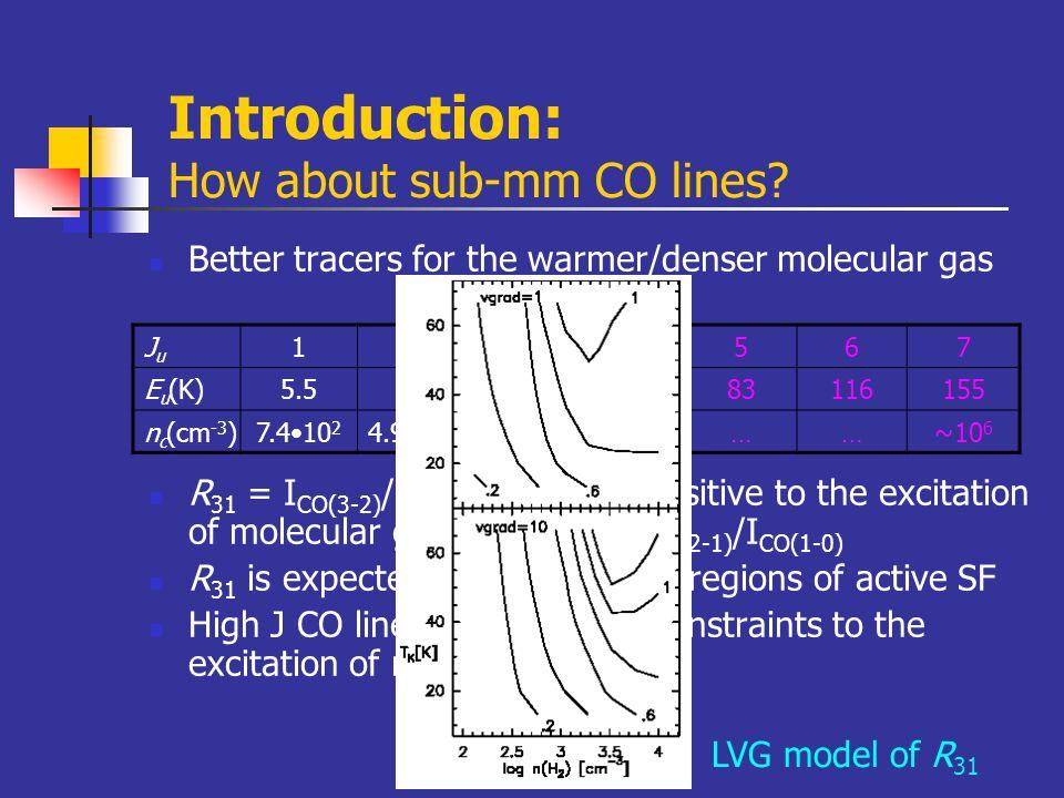 Mao, Henkel, Mauersberger et al. 2000 A&A Introduction: M82 as an example Weiss et al. 2005 A&A