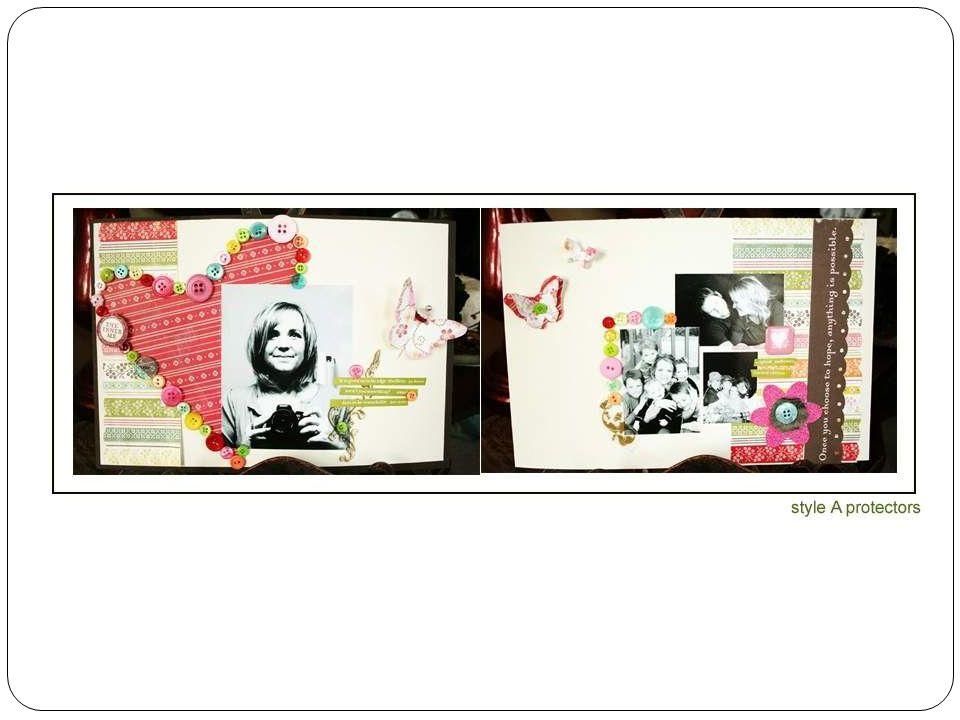 Cut cream cardstock 10.25cm x 15.75 cm Cut Floral paper: 3cm x 9cm and scallop edge then adhere as shown.