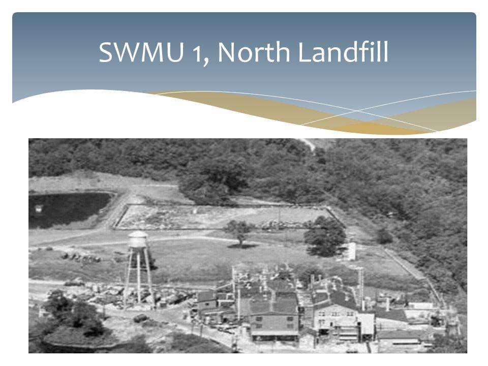 SWMU 1, North Landfill
