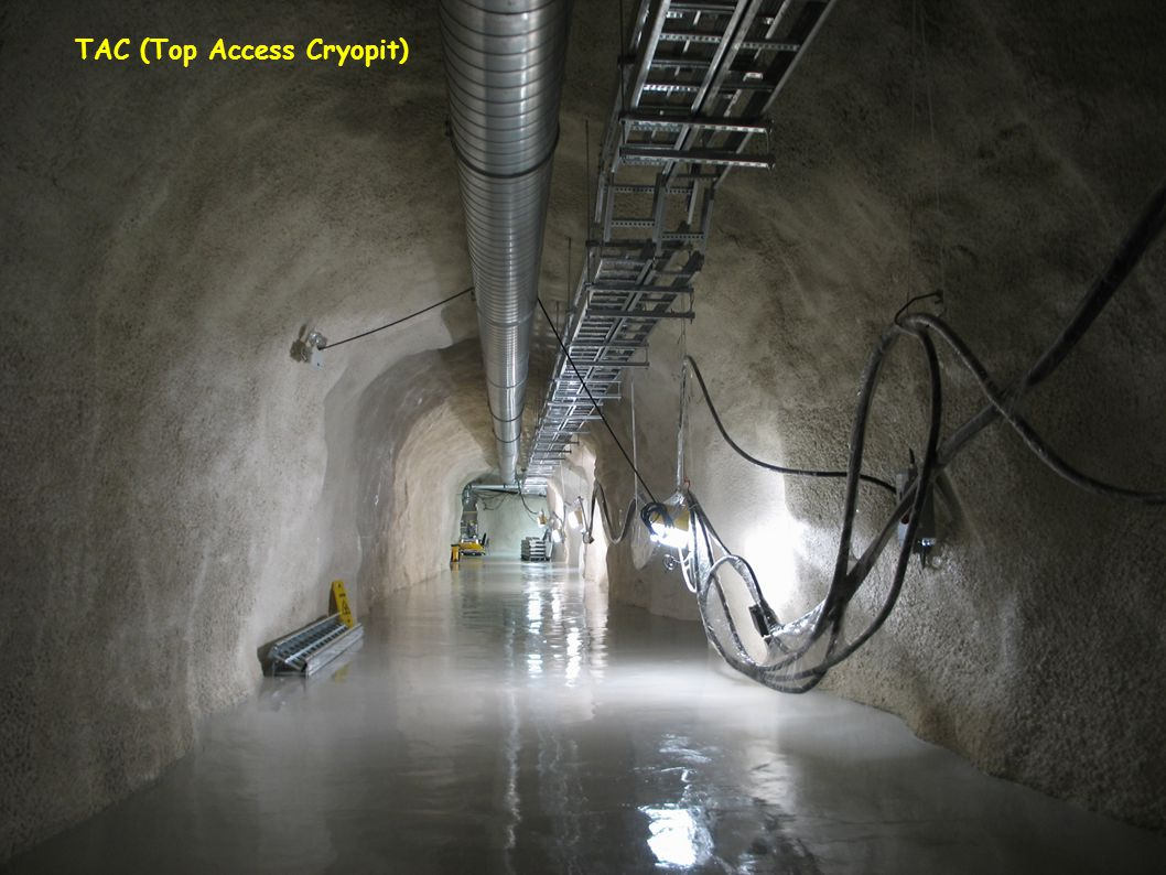 TAC (Top Access Cryopit)