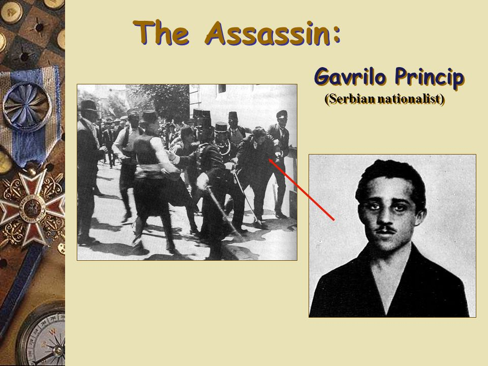 The Assassination: Sarajevo June 1914 shot and killed while visiting Bosnian capital Sarajevo