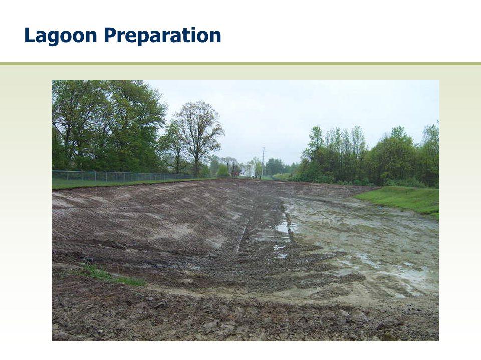 Lagoon Preparation