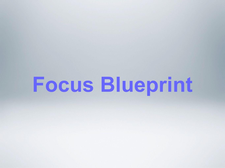 Focus Blueprint