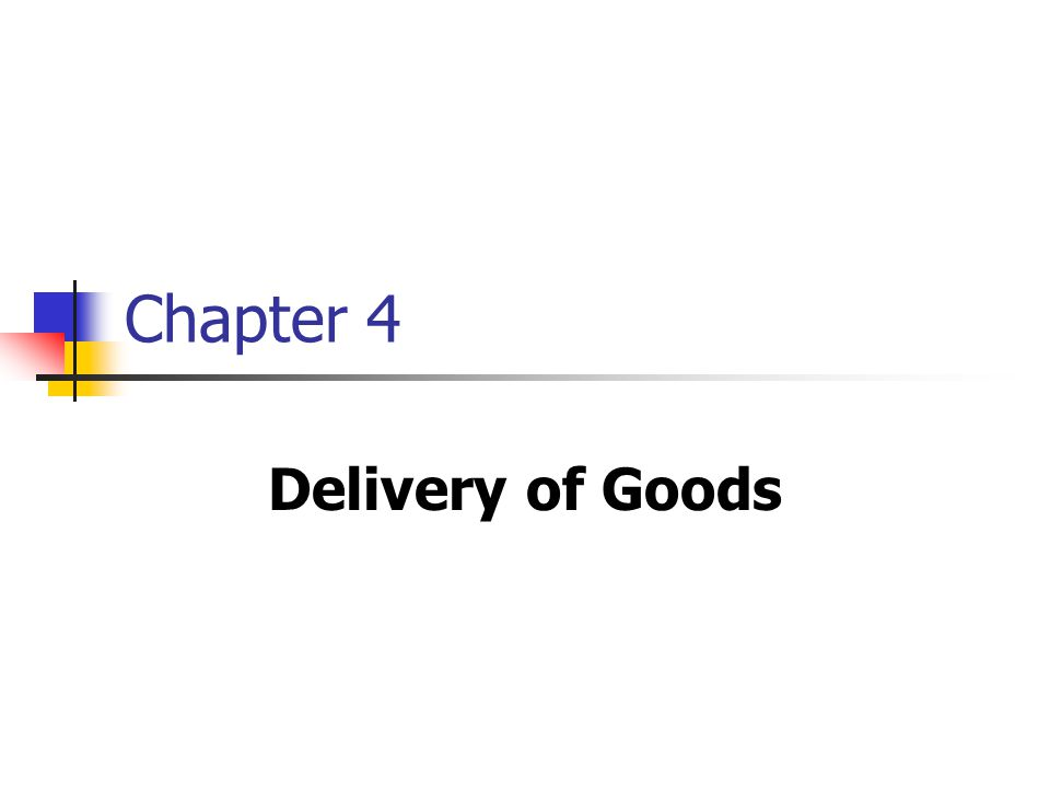 A straight B/L is made out so that only the named consignee at the destination is entitled to take delivery of the goods under the bill.