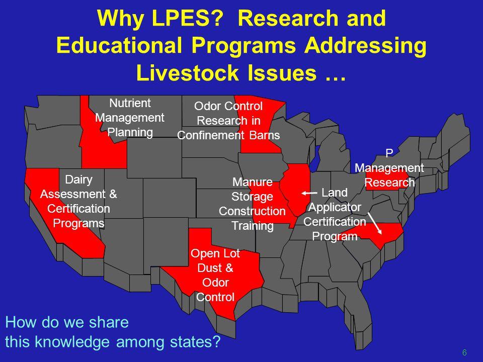 LPES Curriculum Development Process 7