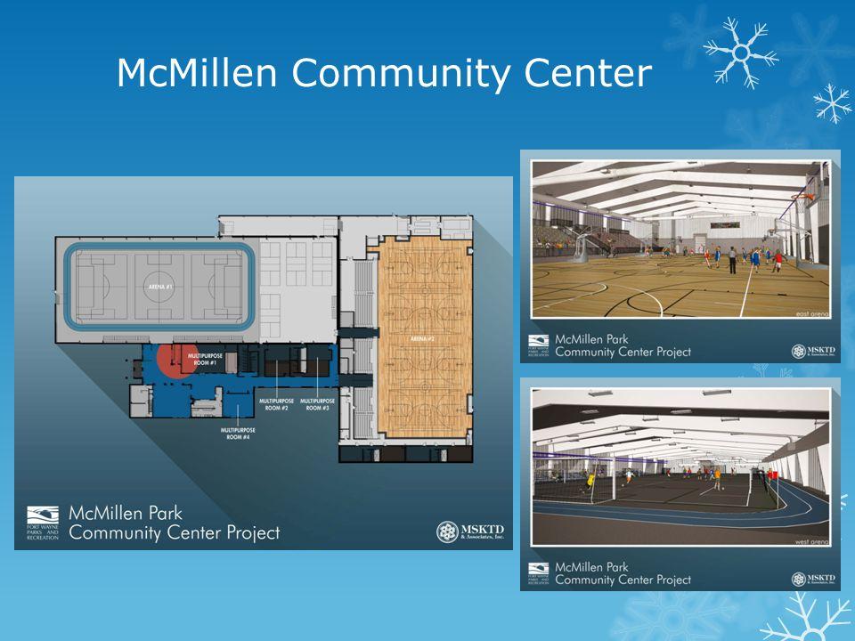 McMillen Community Center
