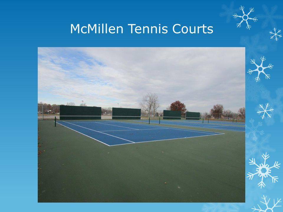 McMillen Tennis Courts