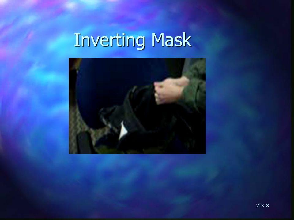 2-3-8 Inverting Mask