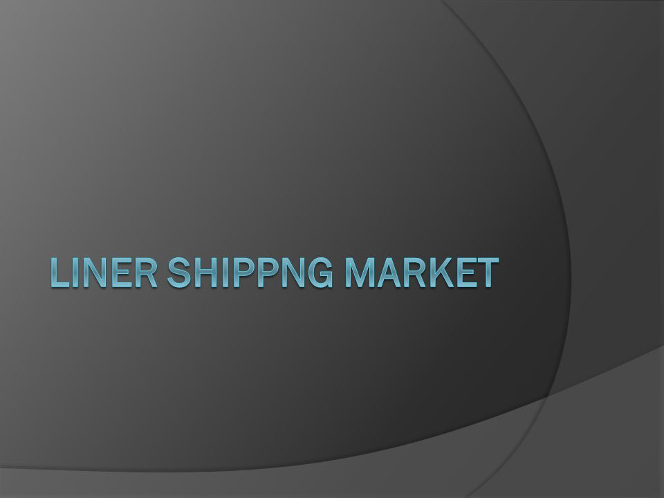 INTRODUCTION  LINER SERVICES  SHARE OF CONTAINARISATION  The share of containerized trade, as part of the world's total dry cargo, increased from 5.1 per cent in 1980 to 24.3 per cent in 2009  The world fleet of container ships increased by 7.1 million dwt in 2009, by just over 4 per cent, to reach 169 million dwt, which is approximately 13.3 per cent of the total world fleet.