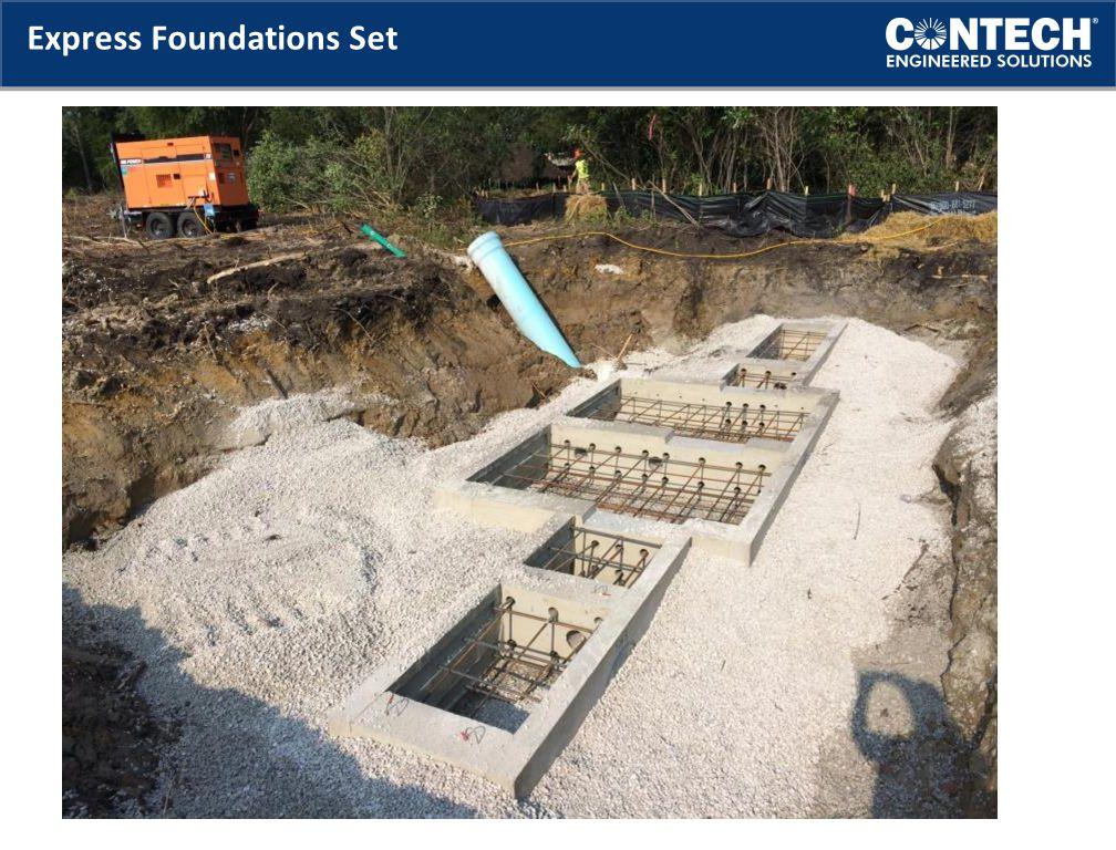 Express Foundations Set