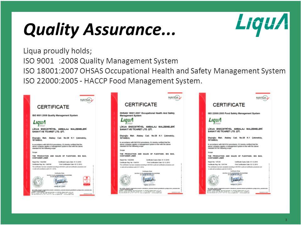 33 Quality Assurance...