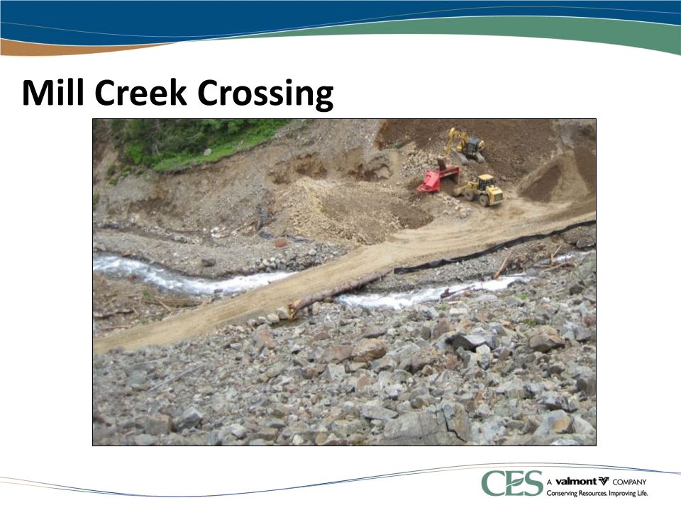 Mill Creek Crossing
