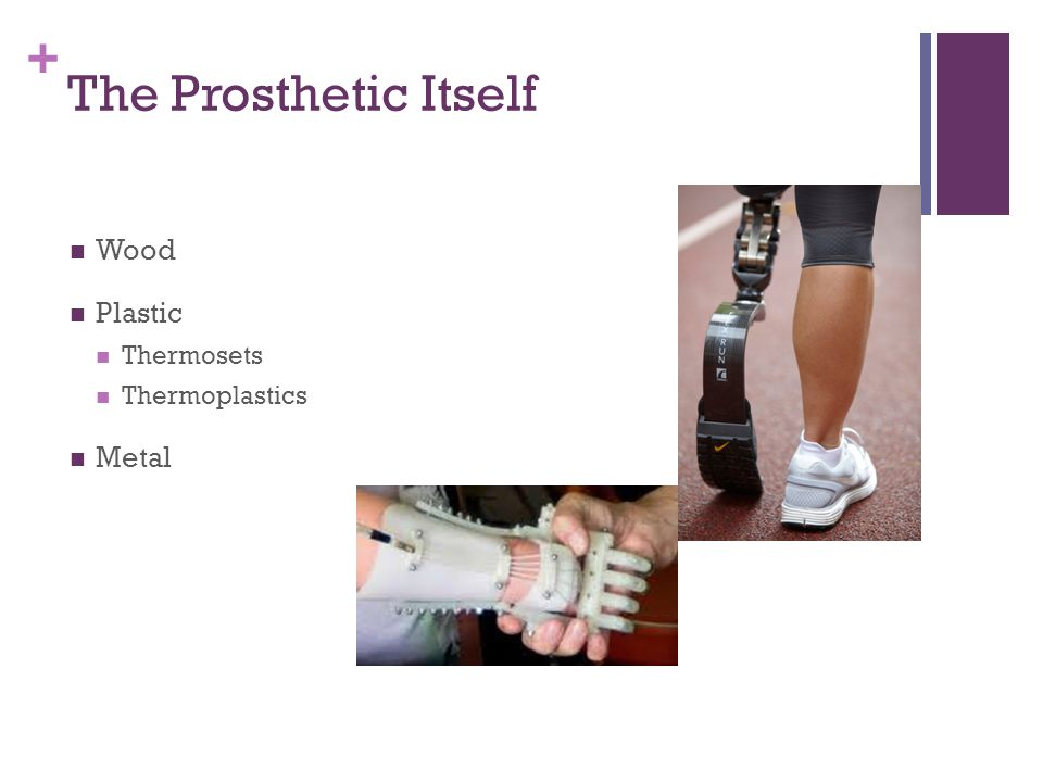 + Current Problems User Acceptance Awkward Control (lack of feedback) Difficulty training the user Price: Robotic Leg is about $100,000 Solution Grasps preprogrammed Prosthetic modes that are manually adjusted Bebionic Terminator - $11,000 http://neurogadget.com/2014/05/12/segway-inventors-star- wars-inspired-robotic-arm-earns-fda-approval-gives-new- hope-amputees/10276