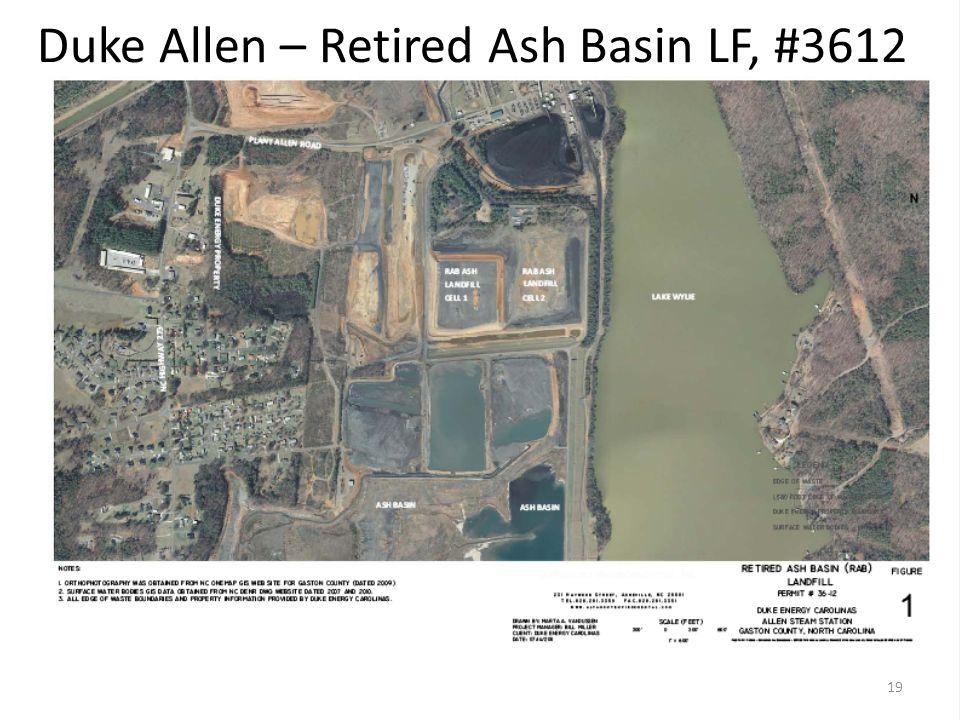Duke Allen – Retired Ash Basin LF, #3612 19