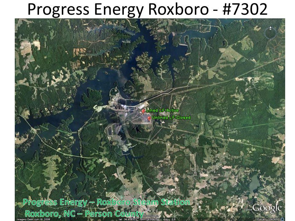 Progress Energy Roxboro - #7302 23