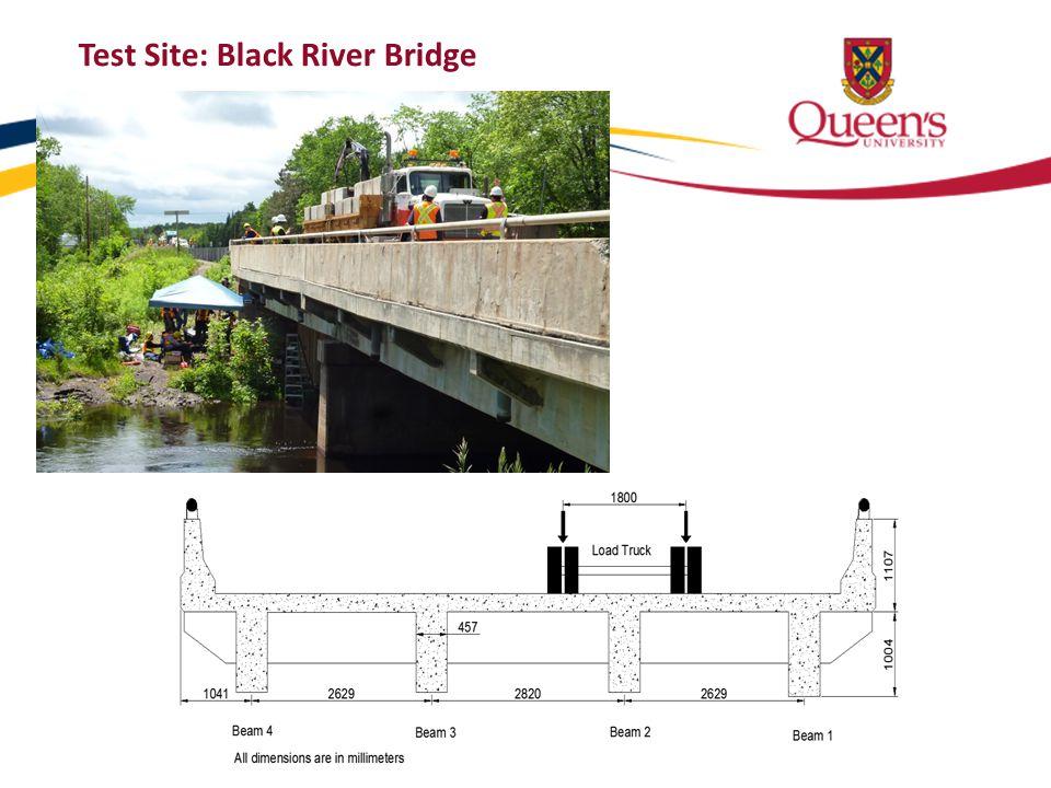 Test Site: Black River Bridge