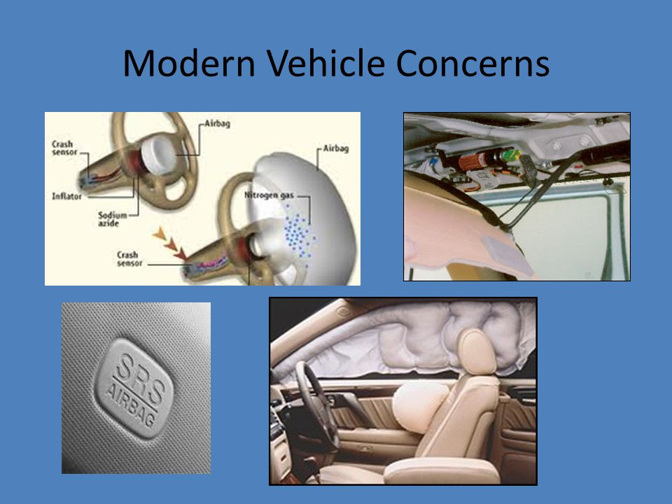 Modern Vehicle Concerns