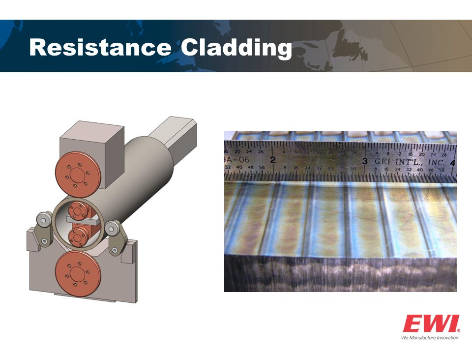 Resistance Cladding