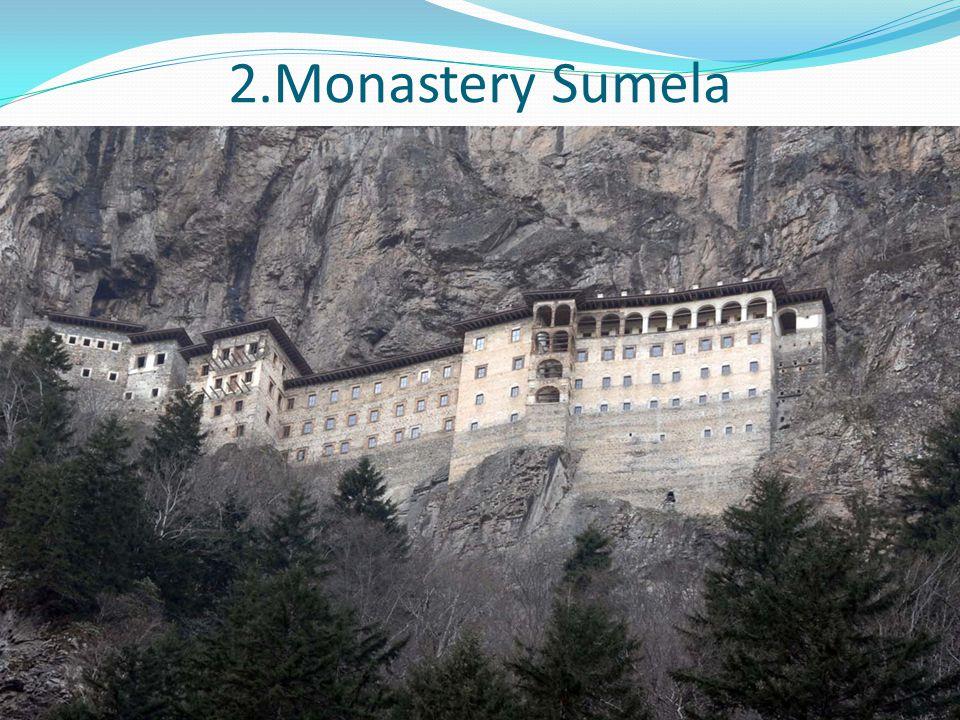 2.Monastery Sumela