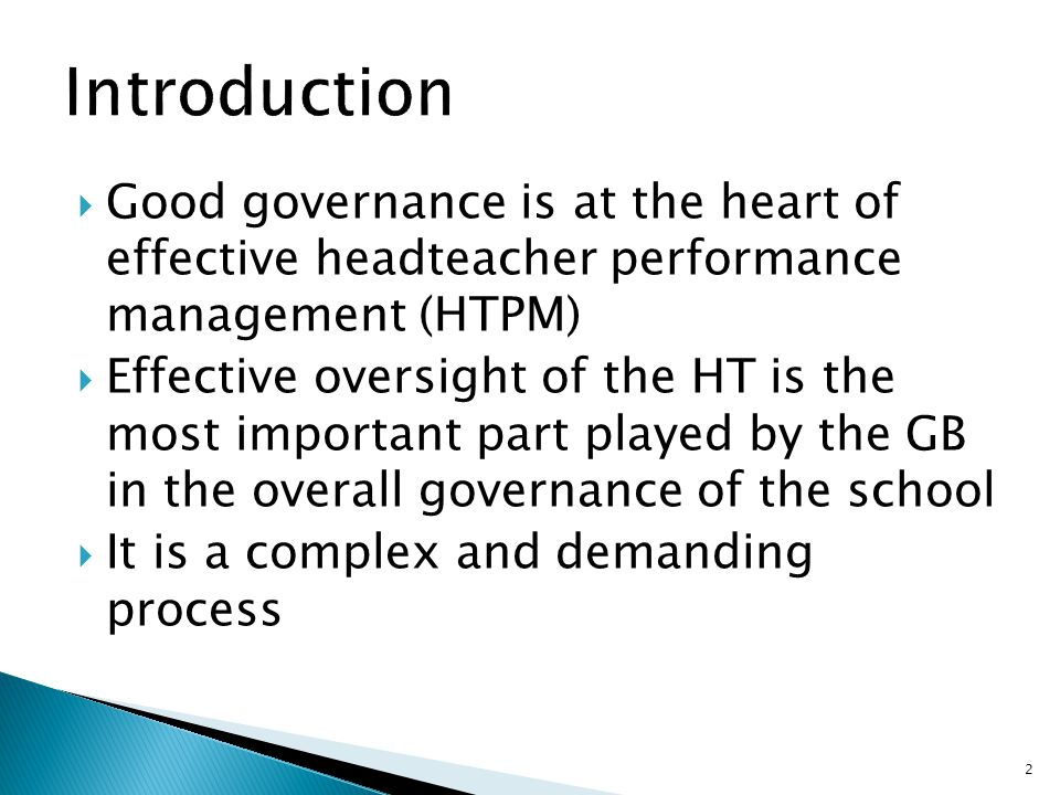  What is HT performance management?  Challenges  Effective HTPM 3