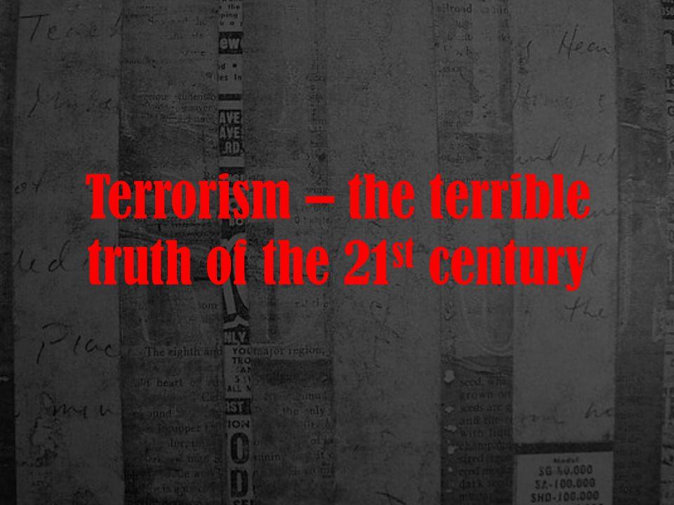 Terrorist acts