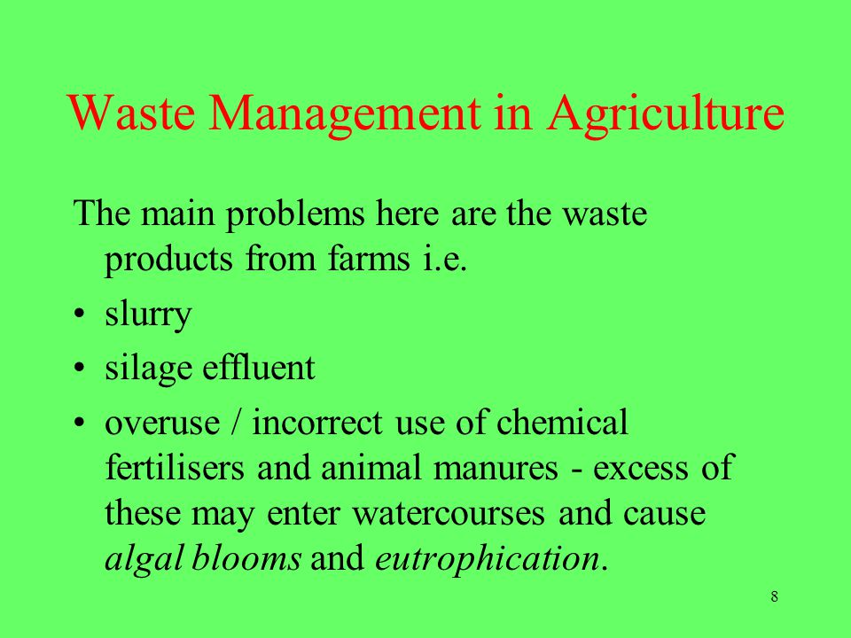 29 Micro-organisms in Waste Management Fungi break down the 'tougher' materials in the waste such as lignin and cellulose.