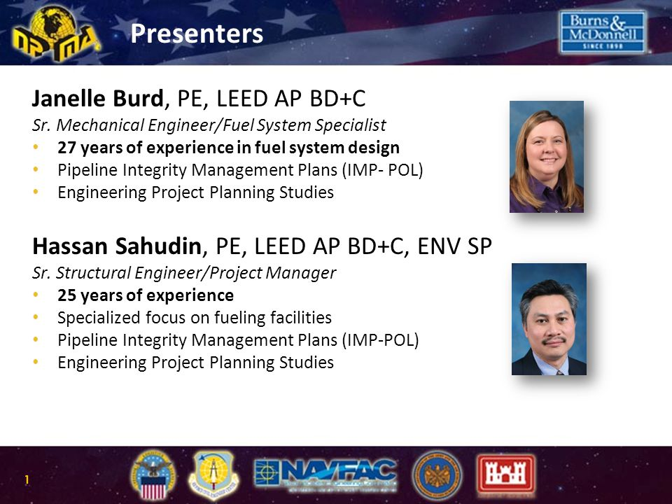 Pipeline Integrity Management Plan (IMP-POL) and Project Planning Studies (PPS) Common Deficiencies 18 November 2013 PETRO Expo 2013