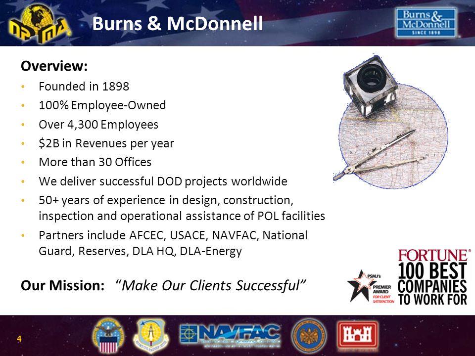 U.S. POL/Fueling Project Sites 5