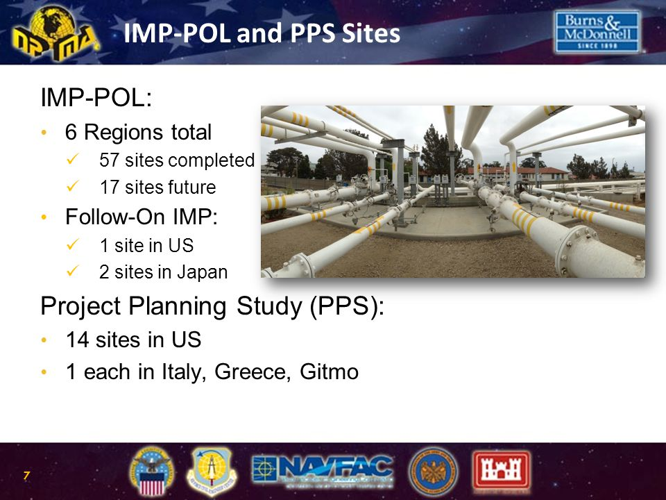 What is an IMP-POL and Project Planning Study.
