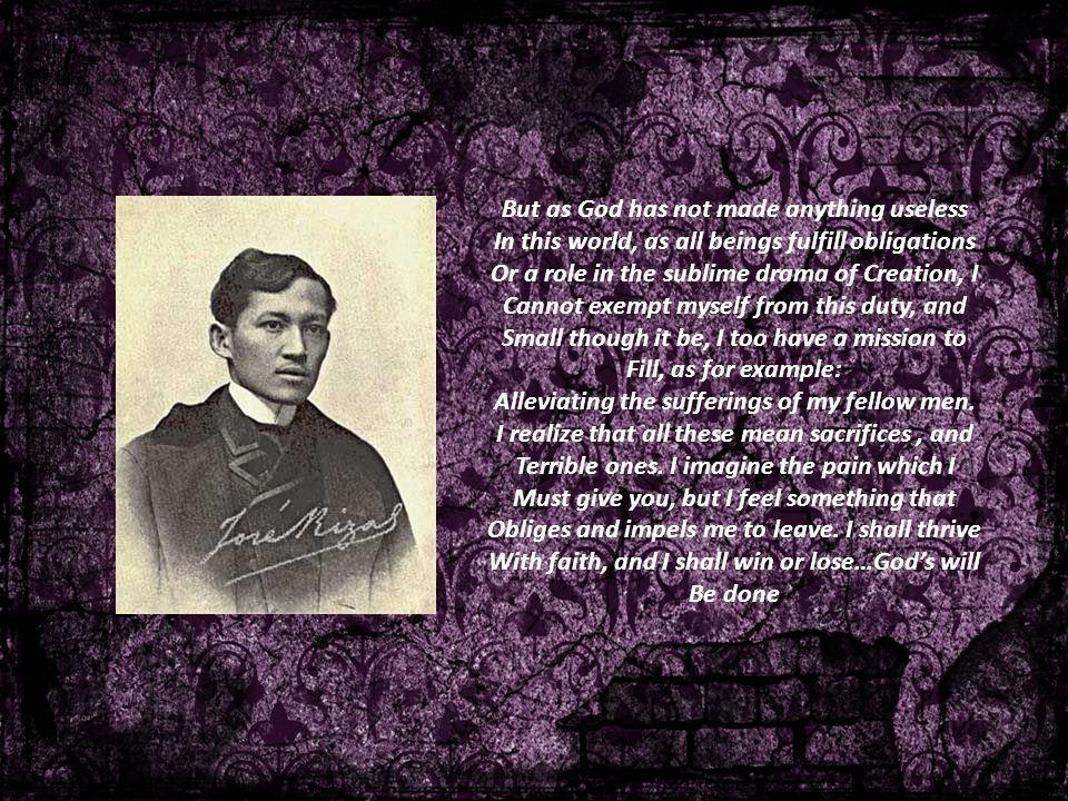 Romance with Consuelo Ortiga y Perez August 22, 1883- Rizal composed a lovely poem to Consuelo(Don Pablo ' s Daughter) entitled A La Senorita C.