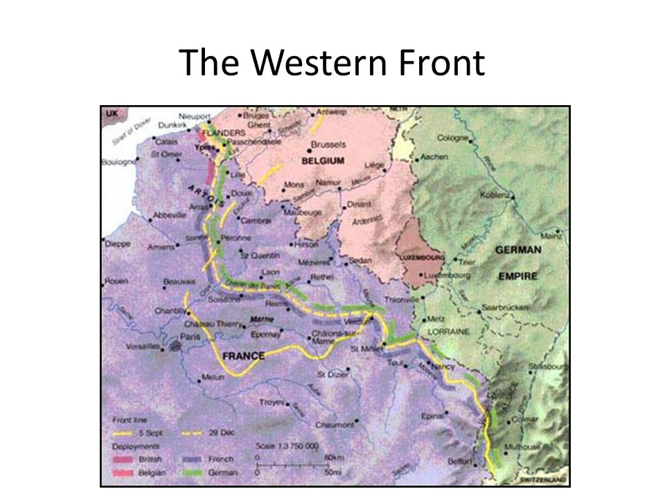 The Western Front