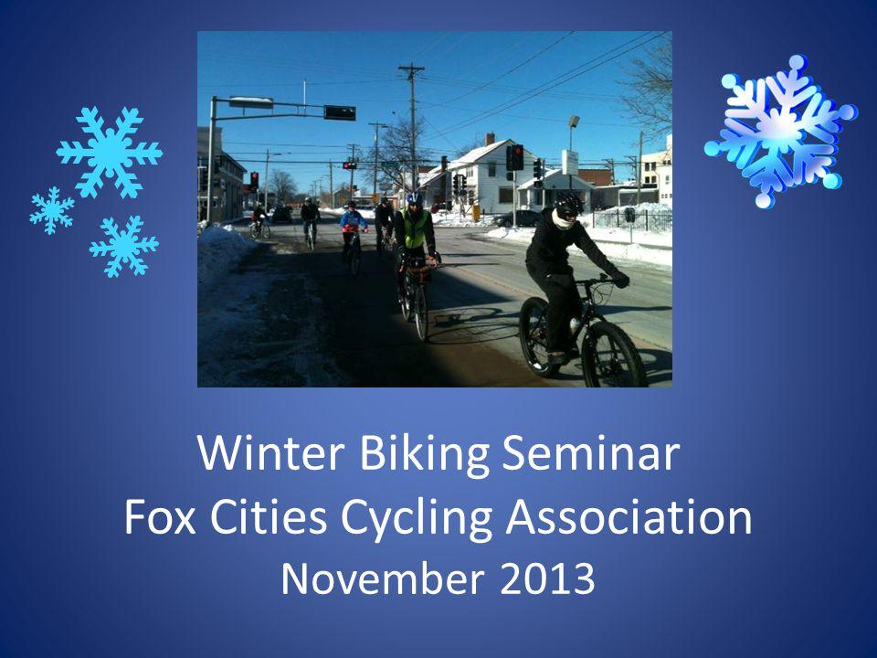 Winter Biking, in Wisconsin?!.
