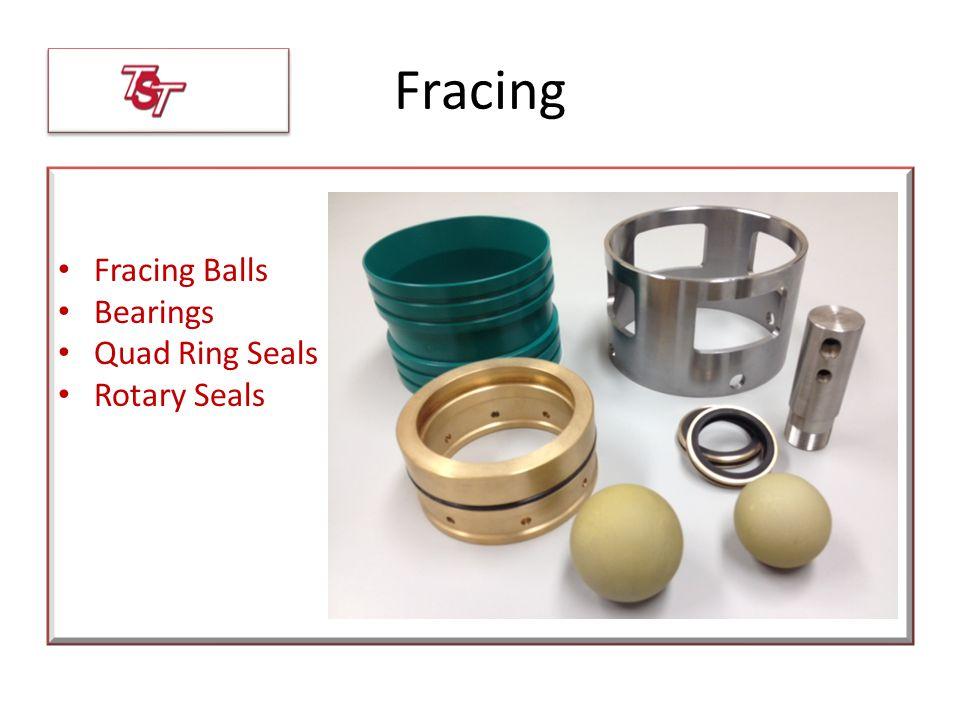 Fracing Fracing Balls Bearings Quad Ring Seals Rotary Seals