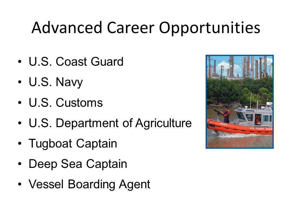 Advanced Career Opportunities U.S. Coast Guard U.S.