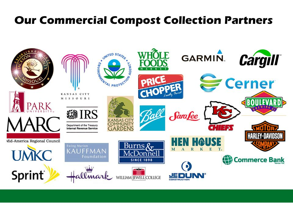 Our Commercial Compost Collection Partners