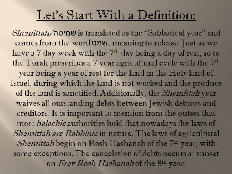 Continued Some of the reasons of those opposed to the heter mechirah: a) It is prohibited to sell land in the Land of Israel to a non-Jew, and any such sale is invalid.