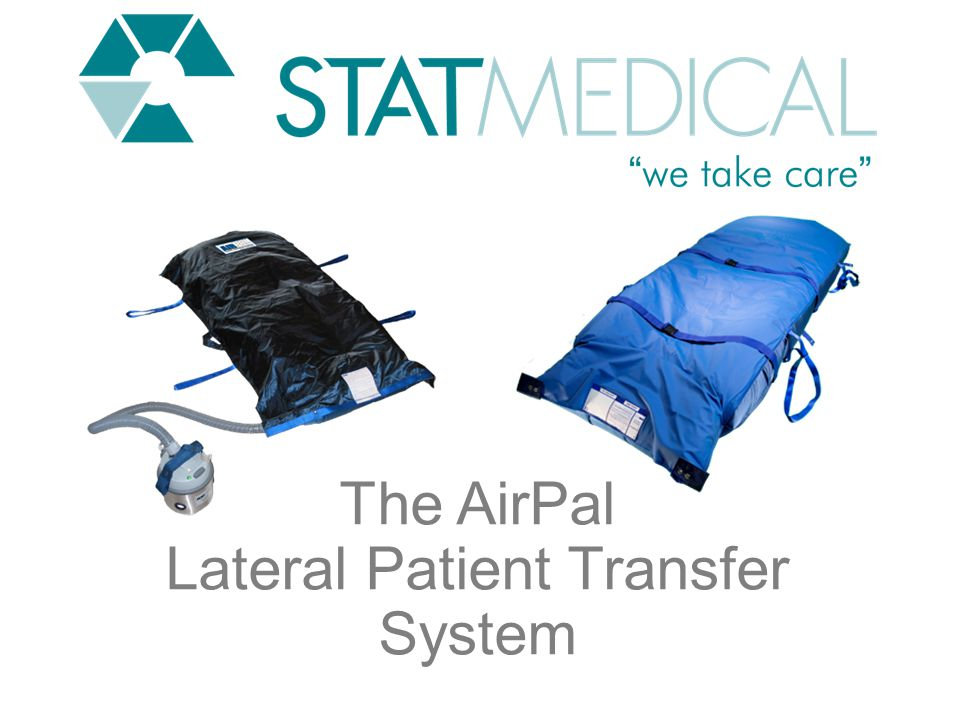 The AirPal Lateral Patient Transfer System