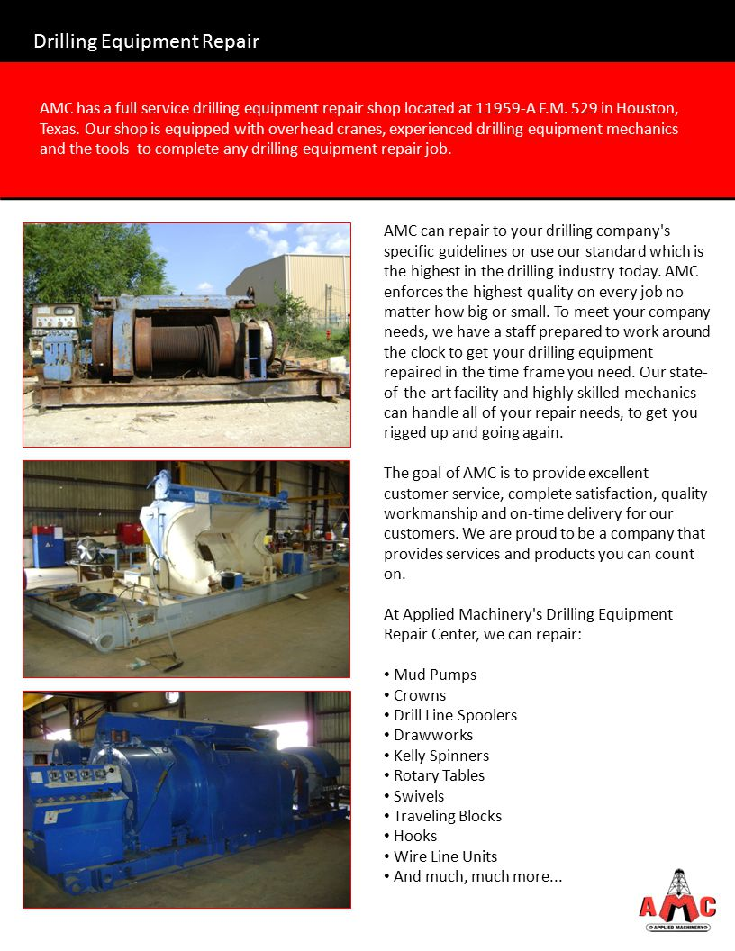 We have the equipment and capability to manufacture a variety of hydraulic cylinders and hydraulic cat-works and using the most current technical programs to meet customer specifications.