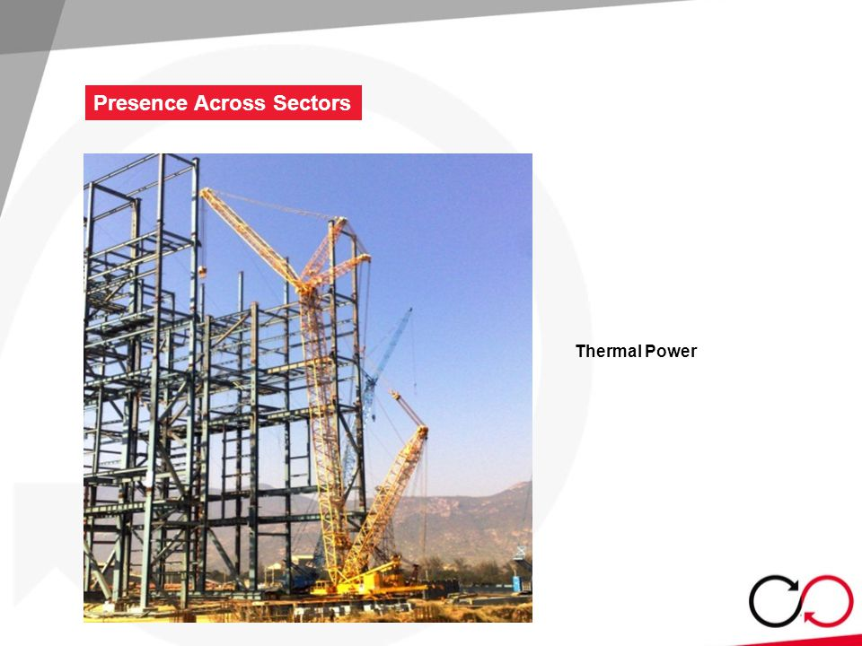 Thermal Power Presence Across Sectors