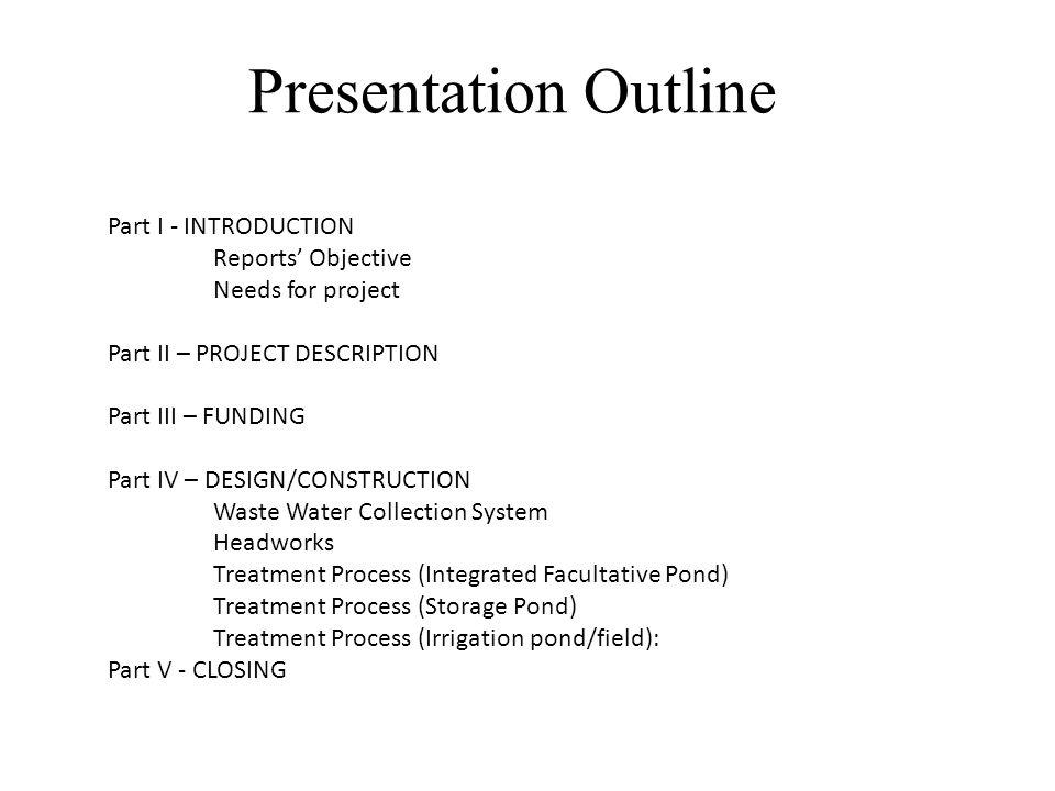 Treatment Process (Integrated Facultative Pond):