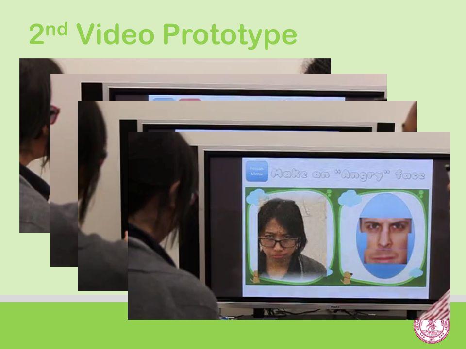 2 nd Video Prototype